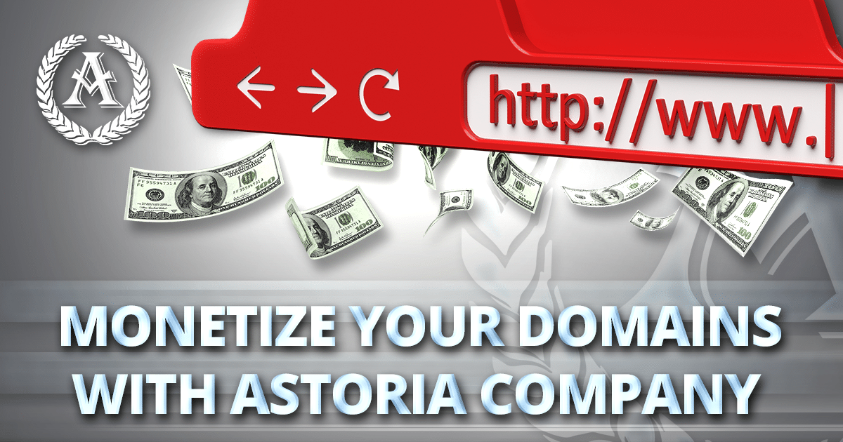 Monetize Your Domains