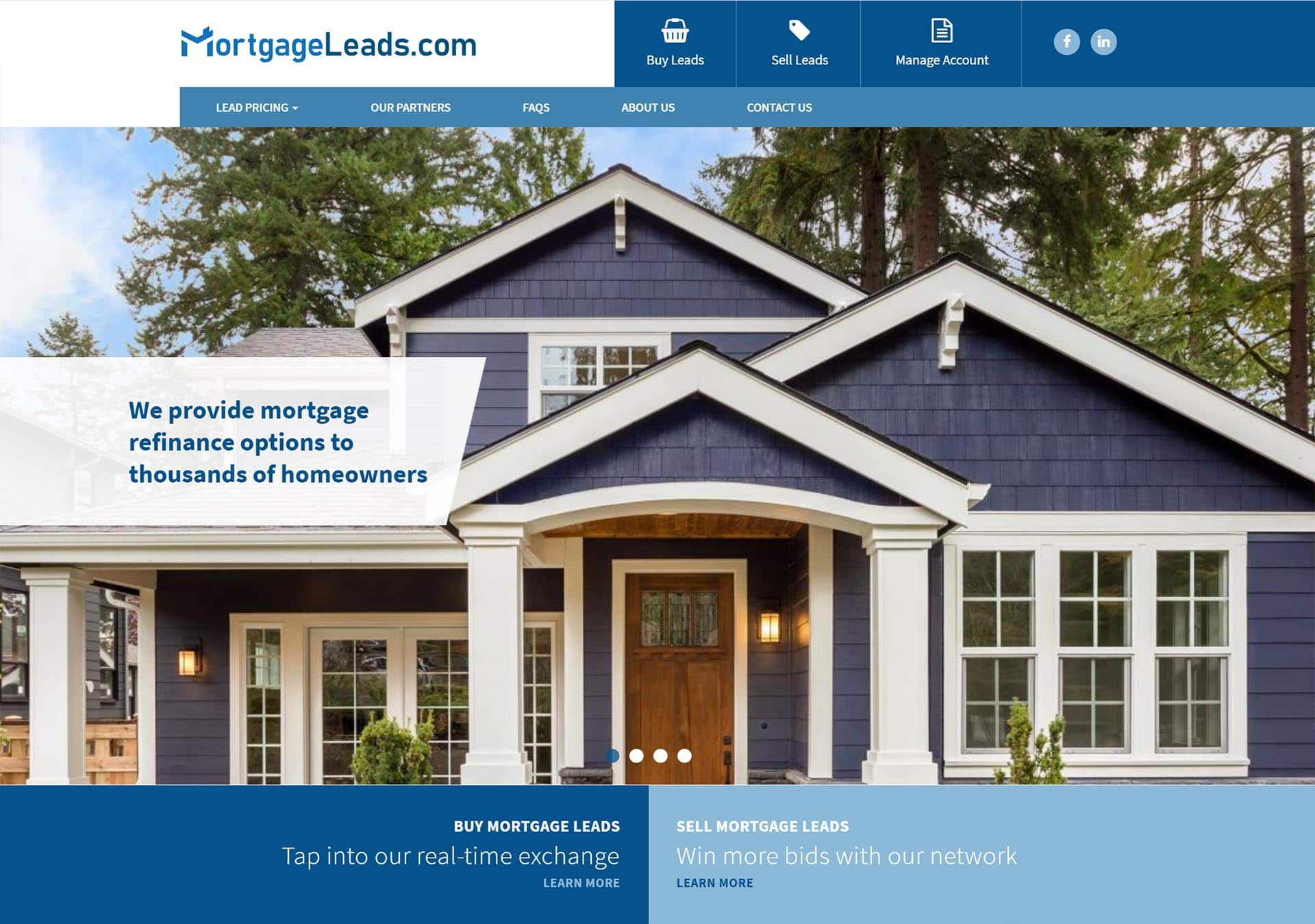 Astoria Company Launches MortgageLeads.com