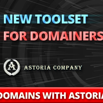New Toolset for Domainers